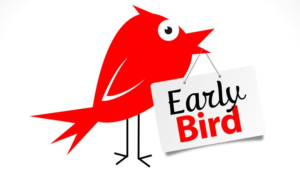 Early birds save at GoodPet